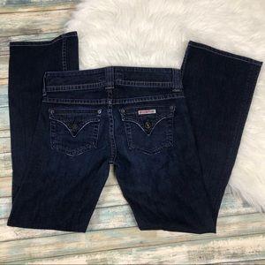Hudson Signature Bootcut Jeans Size 28